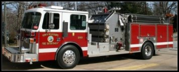 North Wilkesboro Fire Department 1996 Sutphen Pumper - Engine 2103